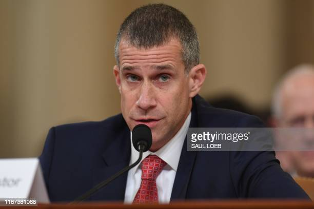 Stephen Castor Minority Counsel for House Judiciary and House Permanent Select Committee on Intelligence testifies as the House Judiciary Committee...