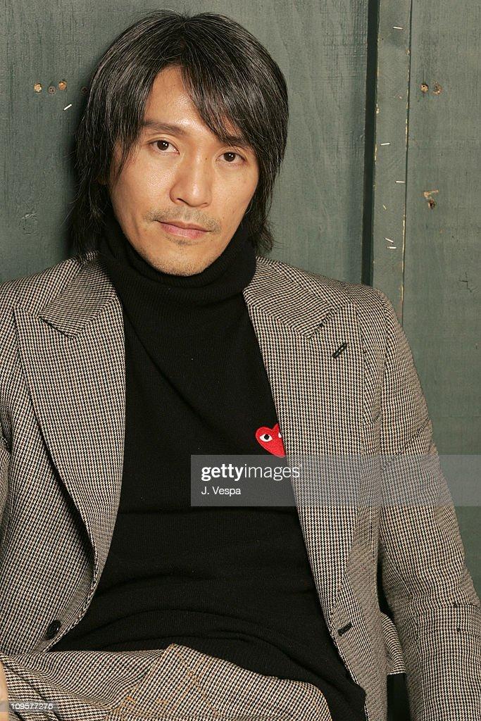 "2005 Sundance Film Festival - ""Kung Fu Hustle"" Portraits"