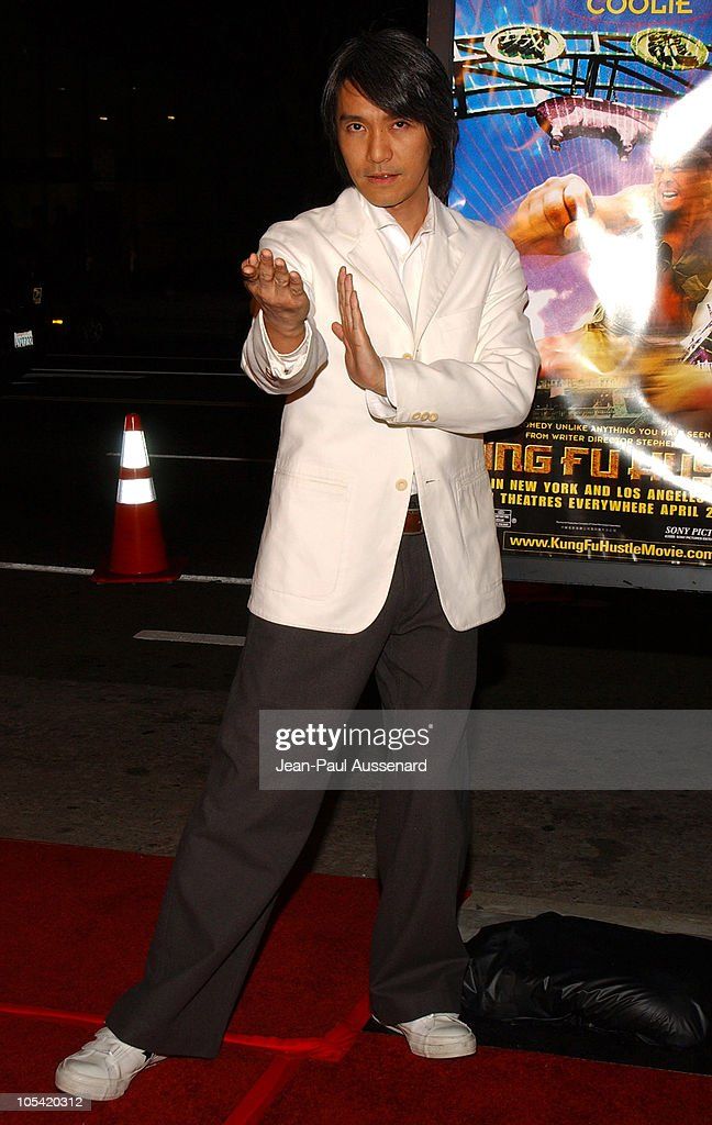 """Kung Fu Hustle"" Los Angeles Premiere - Arrivals"