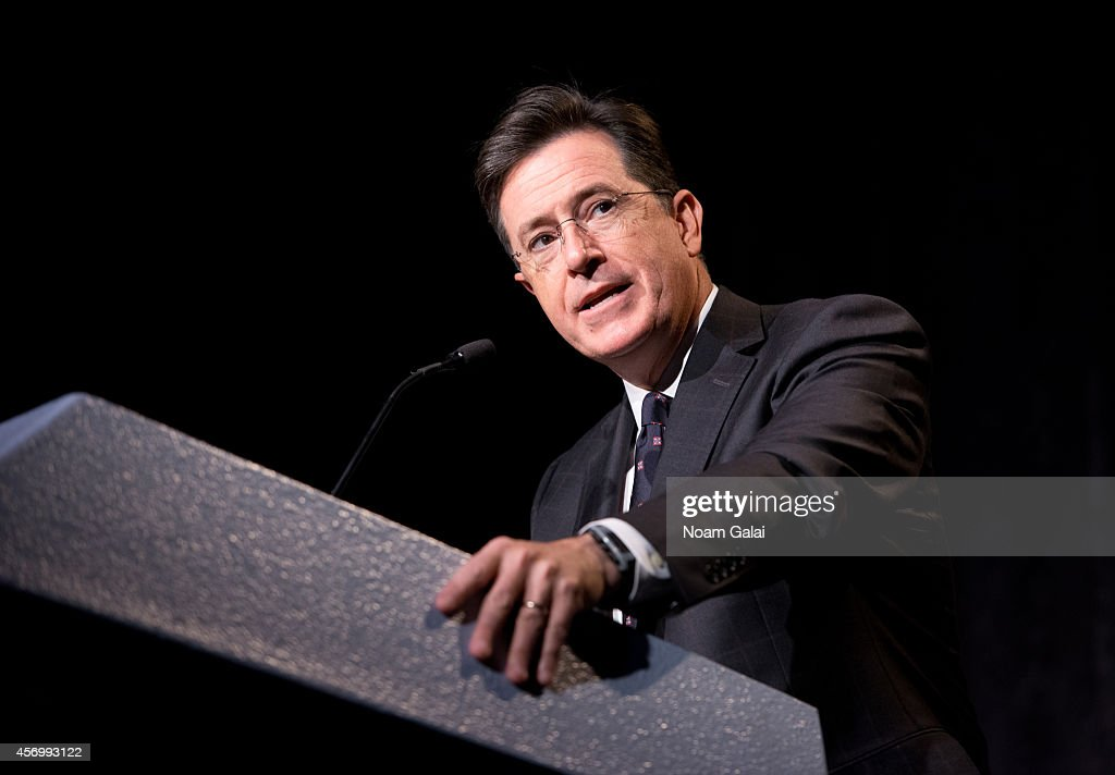 2014 Storycorps Gala Hosted By Stephen Colbert : News Photo