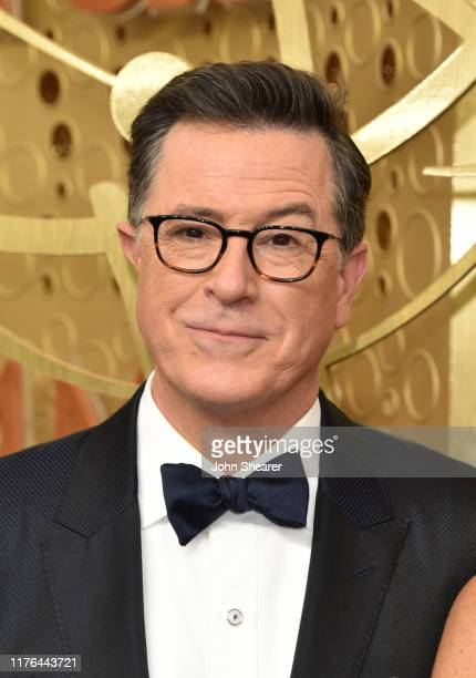 Stephen Colbert attends the 71st Emmy Awards at Microsoft Theater on September 22, 2019 in Los Angeles, California.
