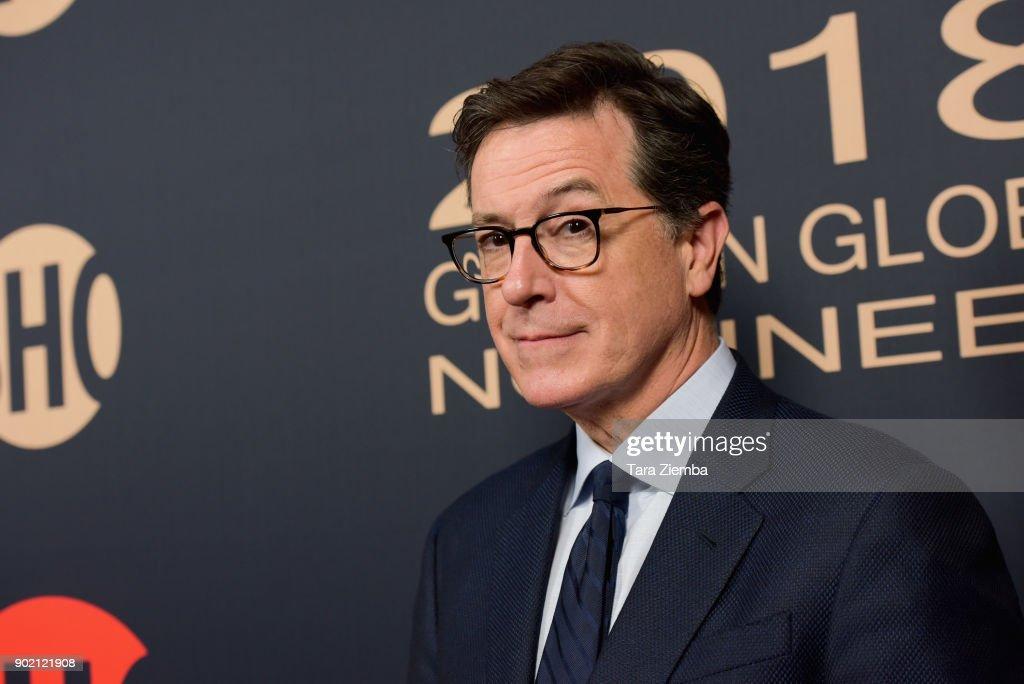 Showtime Golden Globe Nominees Celebration - Red Carpet : News Photo