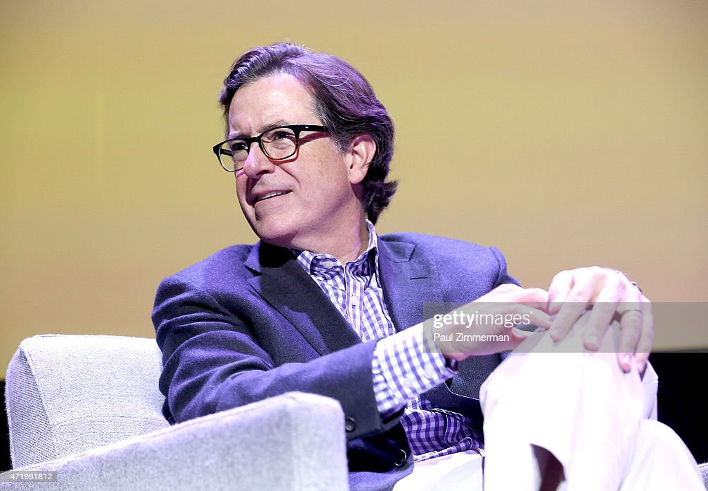 2015 Montclair Film Festival: In Conversation With Richard Gere, Hosted By Stephen Colbert
