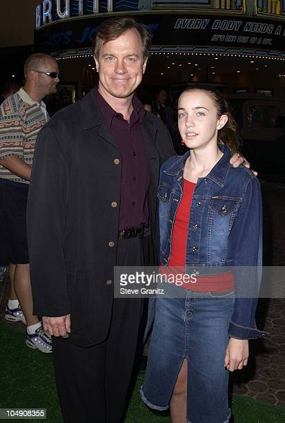 Stephen Collins Daughter Kate during Summer Catch Premiere at Mann's Village in Westwood California United States