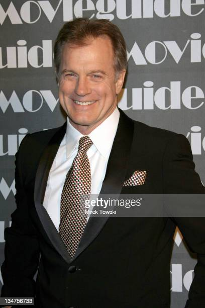 Stephen Collins during 15th Annual Movieguide Faith and Values Awards at Beverly Wilshire Hotel in Beverly Hills California United States