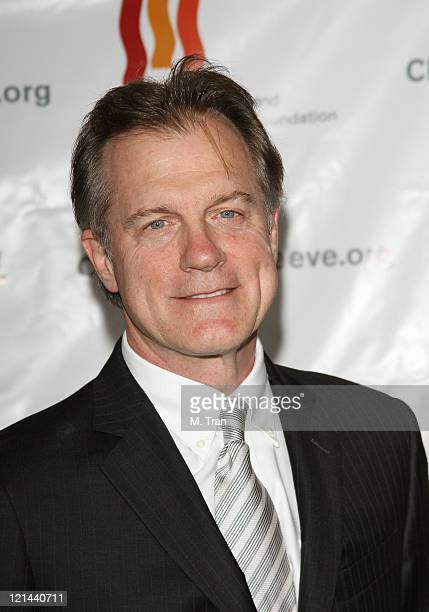 Stephen Collins during 3rd Annual Los Angeles Gala for the Christopher and Dana Reeve Foundation at Century Plaza Hotel in Century City, California,...