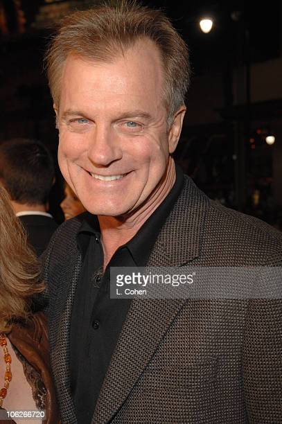 Stephen Collins during 'Blood Diamond' Los Angeles Premiere Red Carpet at Grauman's Chinese Theater in Los Angeles California United States