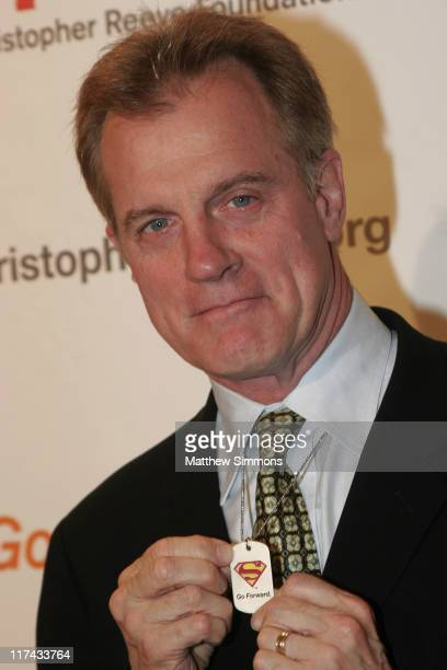 Stephen Collins during Christopher Reeve Foundation Fundraiser Beverly Hills September 27 2006 at Beverly Hilton Hotel in Beverly Hills CA United...