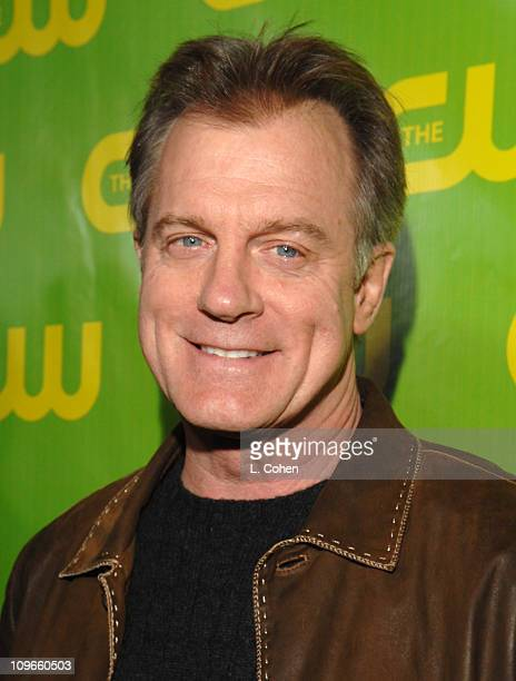 Stephen Collins during The CW Winter 2007 TCA Press Tour Party Green Carpet and Inside at Ritz Carlton in Pasadena California United States