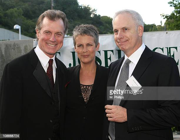 Stephen Collins Jamie Lee Curtis and Christopher Guest