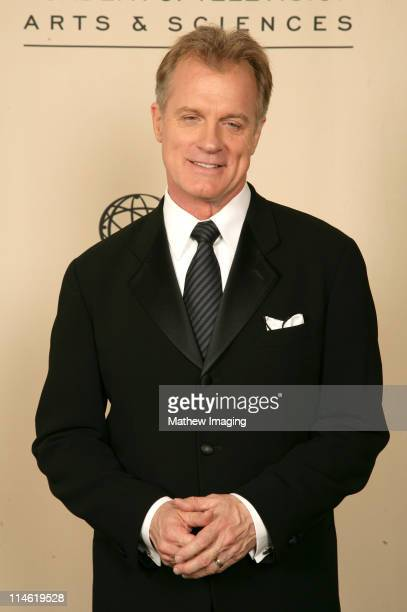 Stephen Collins presenter during 58th Annual Creative Arts Emmy Awards Photo Gallery at The Shrine Auditorium in Los Angeles California United States