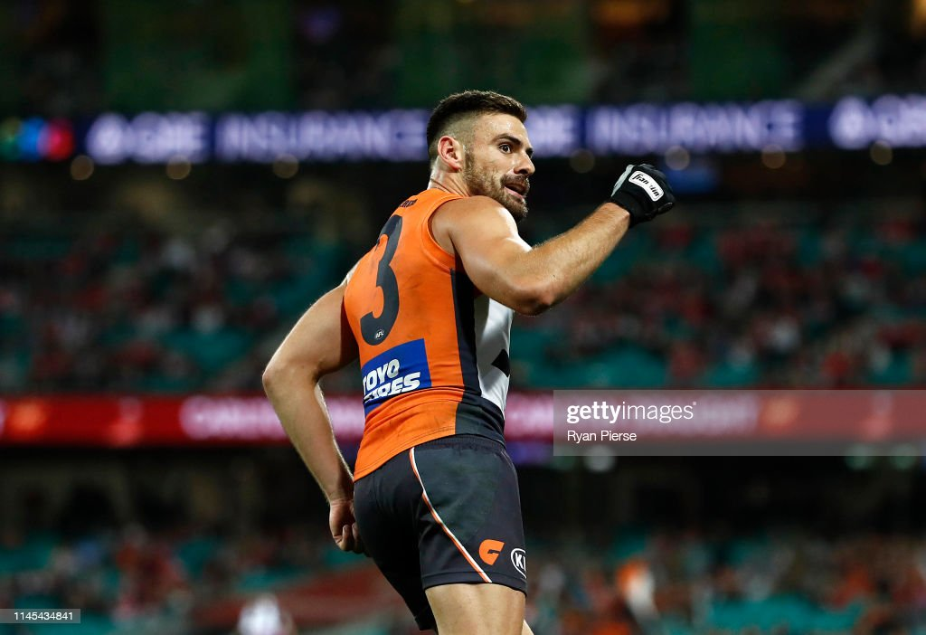 AFL Rd 6 - Sydney v GWS : News Photo