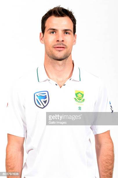 Stephen Cook of the Proteas during the Proteas portrait shoot on May 13 2017 in Johannesburg South Africa