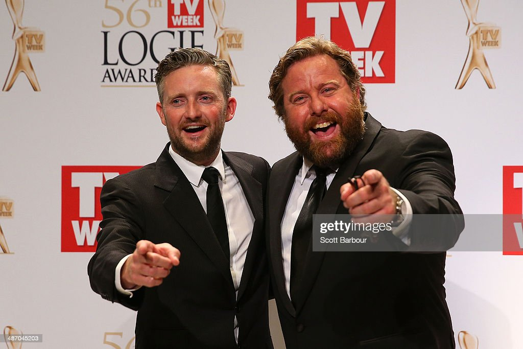 2014 Logie Awards - Awards Room