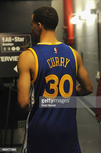 Stephen Curry attends State Farm All-Star Saturday Night - NBA All-Star Weekend 2015 at Barclays Center on February 14, 2015 in New York, New York.