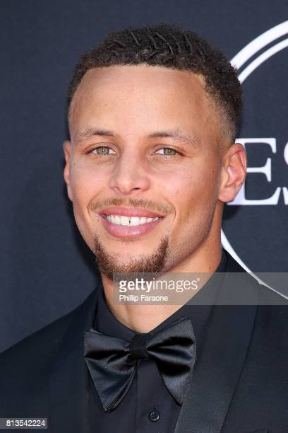 Stephen Curry attends The 2017 ESPYS at Microsoft Theater on July 12 2017 in Los Angeles California