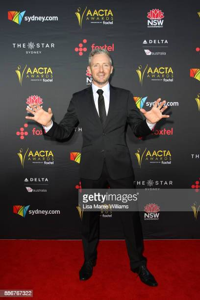 Stephen Curry attends the 7th AACTA Awards Presented by Foxtel | Ceremony at The Star on December 6 2017 in Sydney Australia
