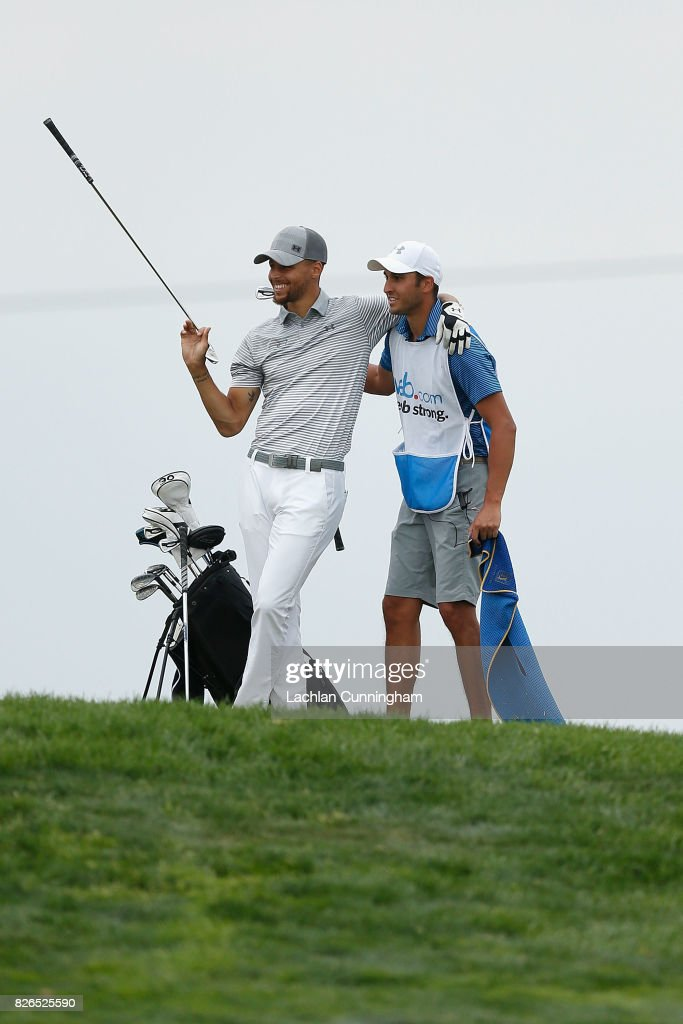 Ellie Mae Classic - Round Two : News Photo