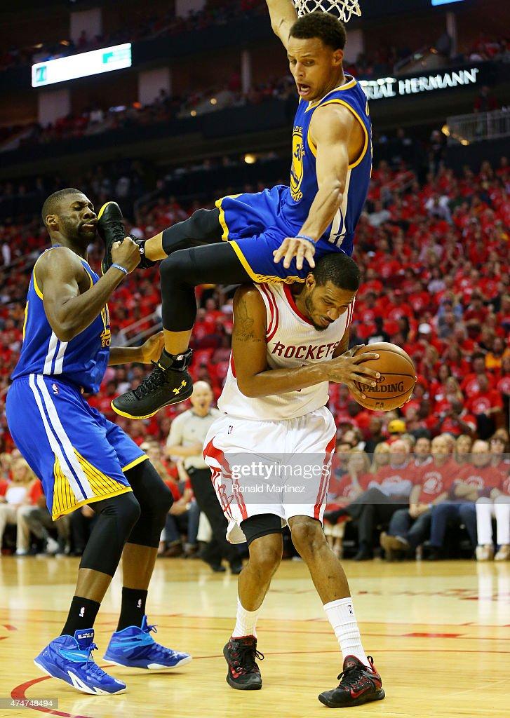 Golden State Warriors v Houston Rockets - Game Four