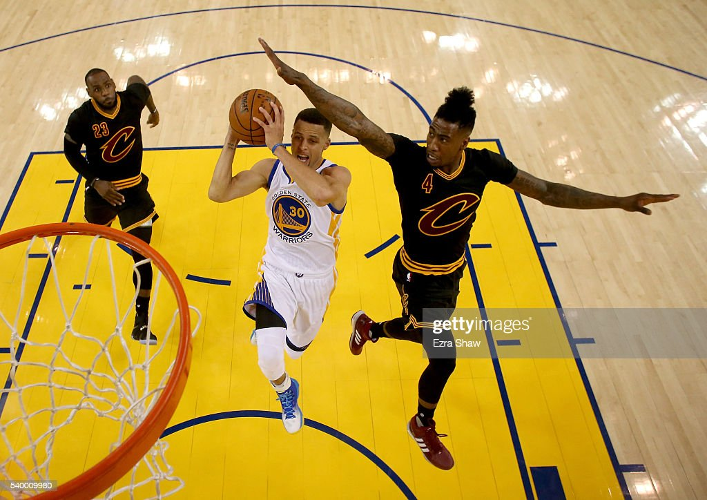 2016 NBA Finals - Game Five : News Photo