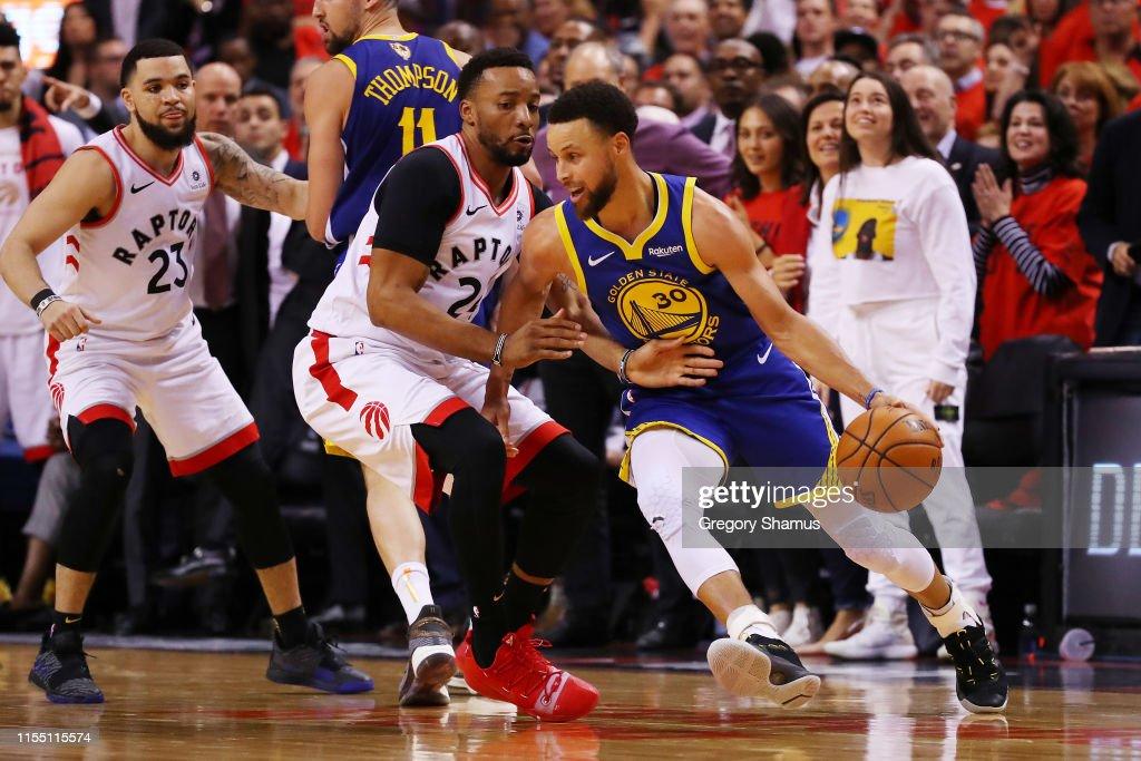 2019 NBA Finals - Game Five : News Photo