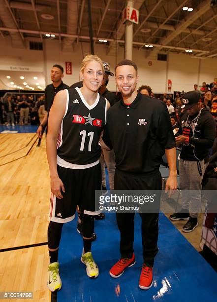 ¿Cuánto mide Elena Delle Donne? - Real height Stephen-curry-of-the-golden-state-warriors-poses-with-elena-delle-of-picture-id510024766?s=612x612