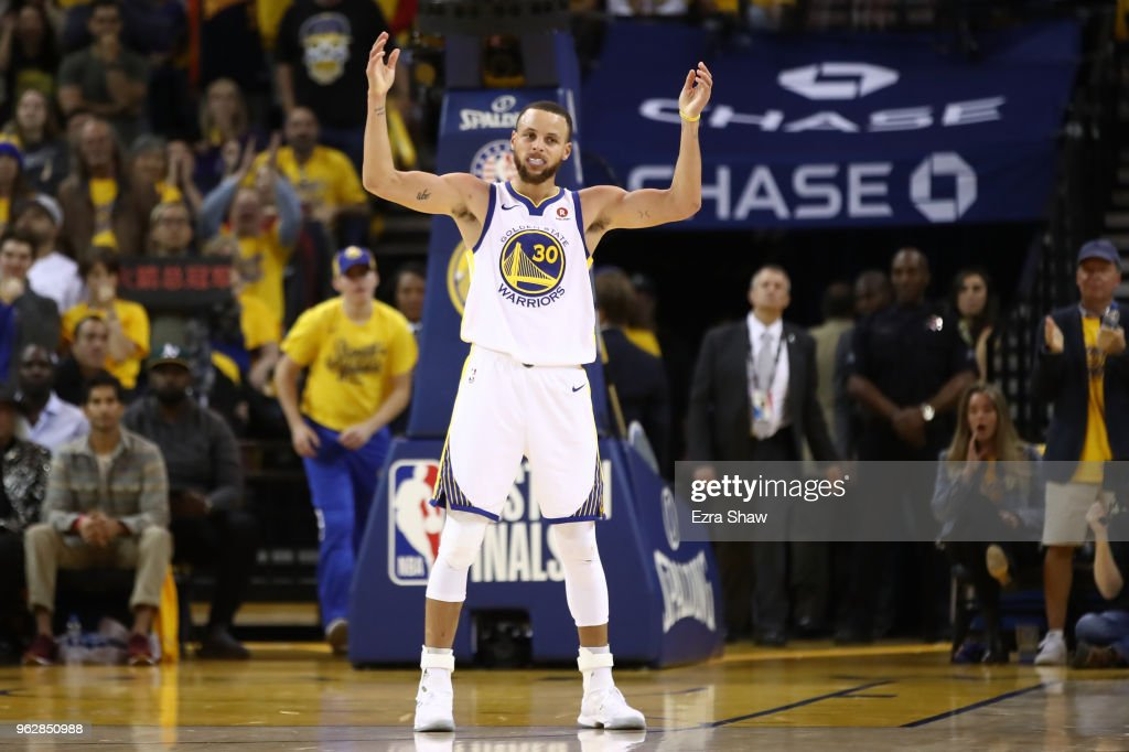 Houston Rockets v Golden State Warriors - Game Six
