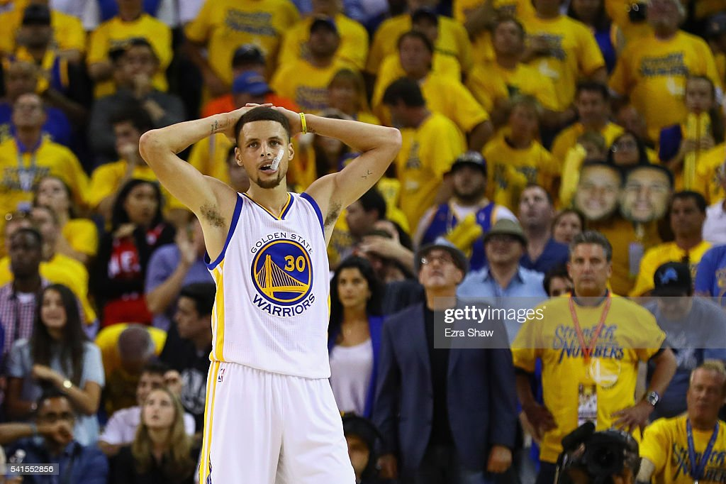 2016 NBA Finals - Game Seven : News Photo