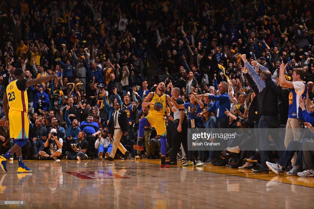 Oklahoma City Thunder v Golden State Warriors : Nachrichtenfoto