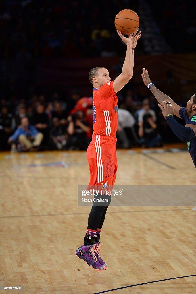 2014 NBA All-Star Game : News Photo