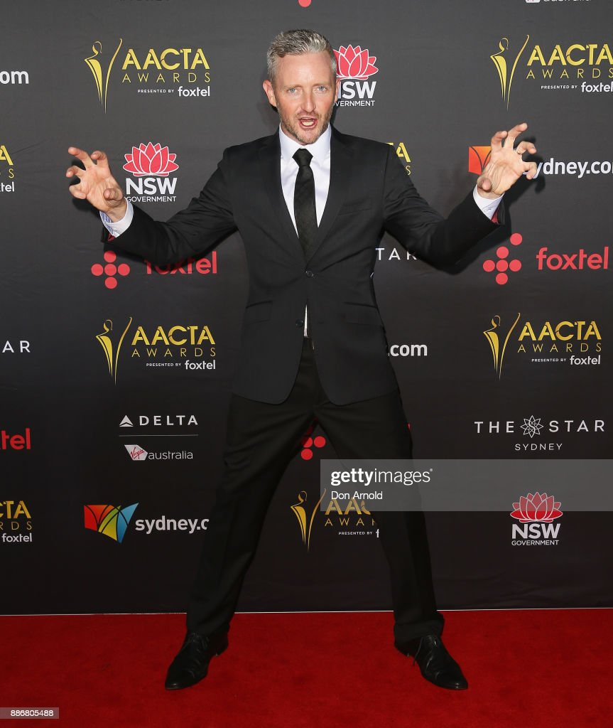 7th AACTA Awards - Arrivals