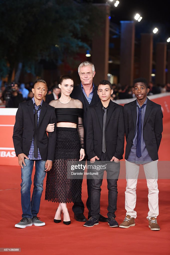 'Trash' Red Carpet - The 9th Rome Film Festival