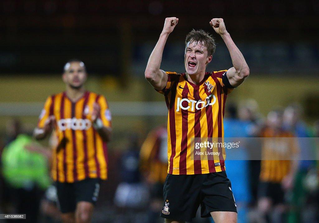 Bradford City v Millwall - FA Cup Third Round Replay