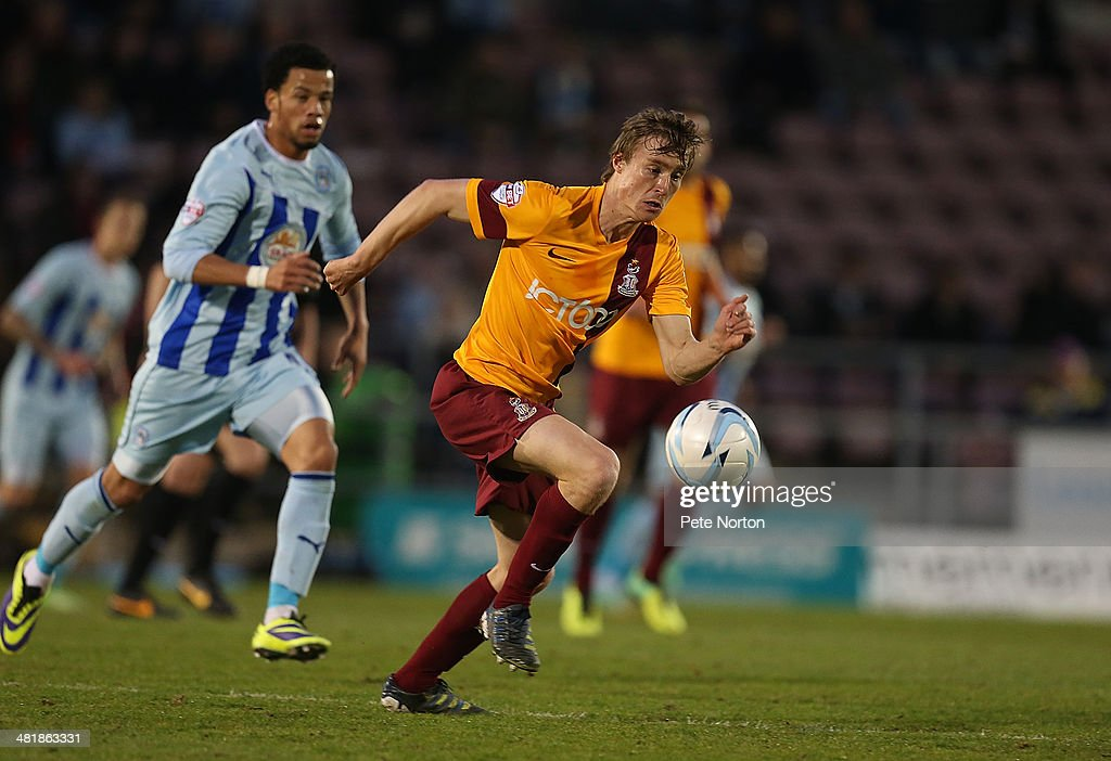 Coventry City v Bradford City - Sky Bet League One