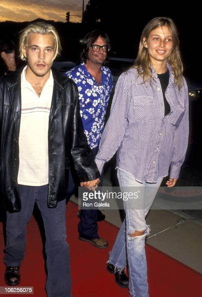 Stephen Dorff and Bridget Hall during Premiere of The