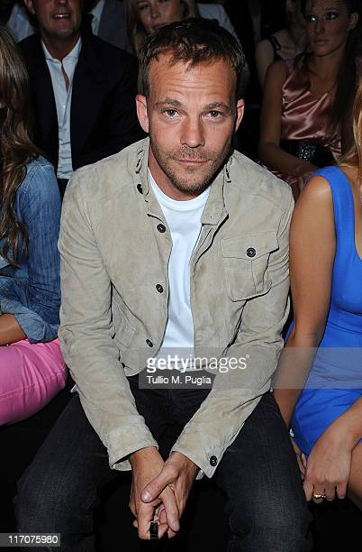 Stephen Dorff attends DSquared2 fashion show on June 21, 2011 in Milan, Italy.