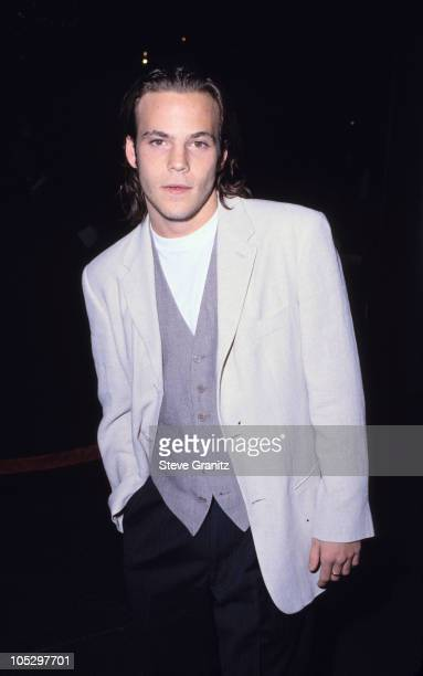 """Stephen Dorff during 25th Anniversary of """"Midnite Cowboy"""" at Director's Guild in West Hollywood, California, United States."""