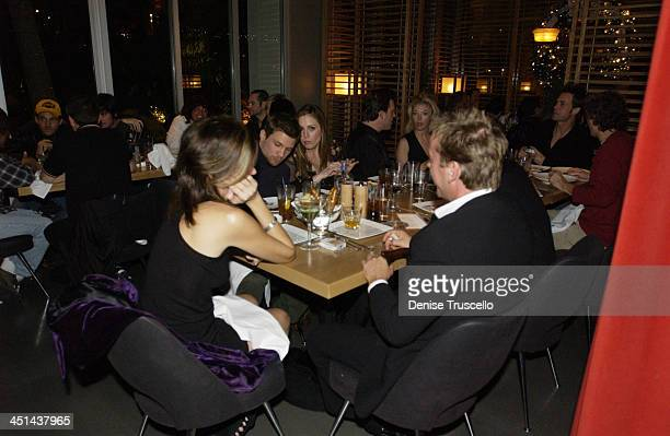 Stephen Dorff Marc Blucas Mary Parent and Kiefer Sutherland