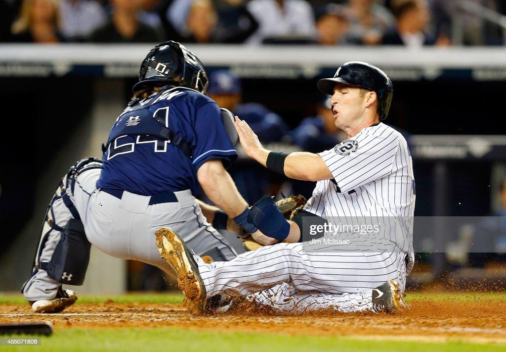Tampa Bay Rays v New York Yankees : ニュース写真