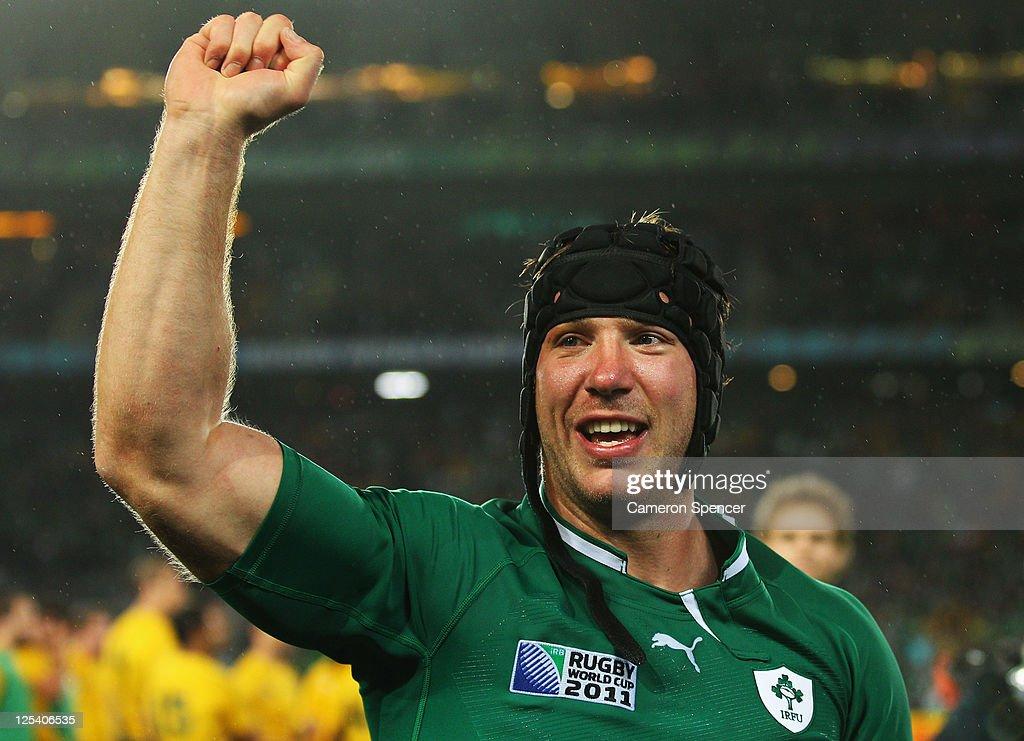 Australia v Ireland - IRB RWC 2011 Match 16