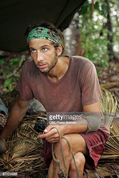Stephen Fishbach during the thirteenth episode of SURVIVOR TOCANTINS THE BRAZILIAN HIGHLANDS Thursday May 14 on the CBS Television Network