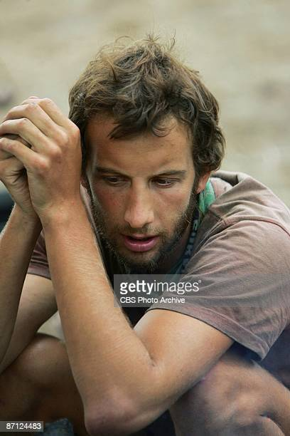 Stephen Fishbach during the twelfth episode of SURVIVOR TOCANTINS THE BRAZILIAN HIGHLANDS Thursday May 7 on the CBS Television Network