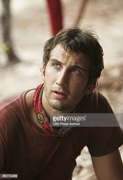 Stephen Fishbach of the Jalapao tribe during the third episode of SURVIVOR TOCANTINS THE BRAZILIAN HIGHLANDS Thursday Feb 26 on the CBS Television...