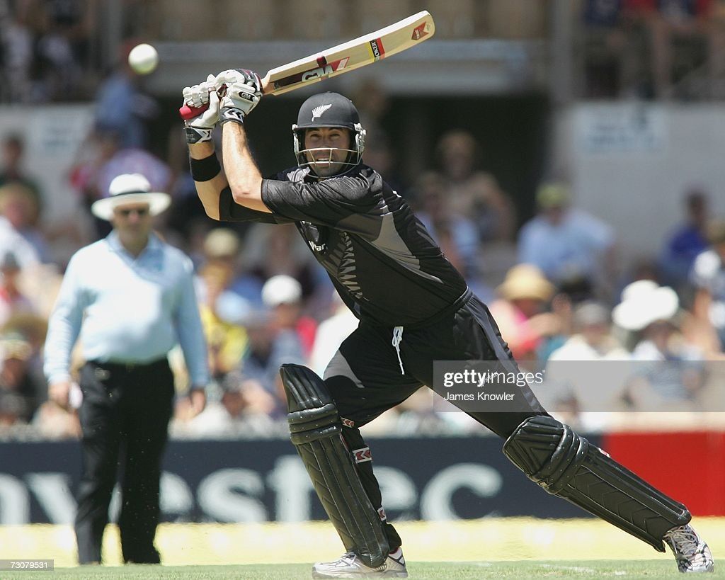 One Day Series - England v New Zealand : News Photo