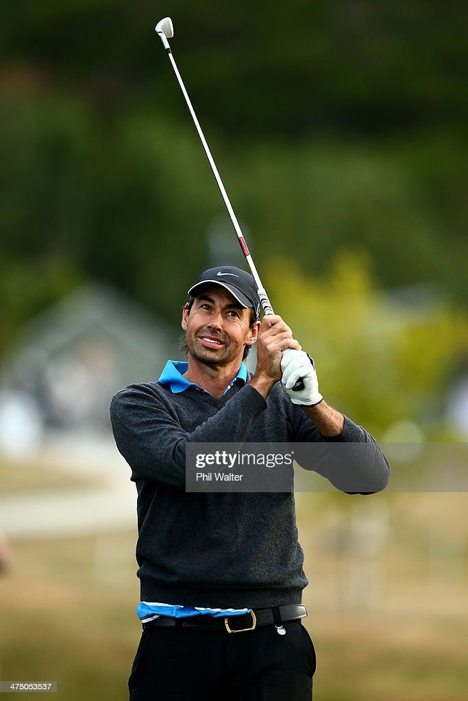2014 New Zealand Open - Day 1