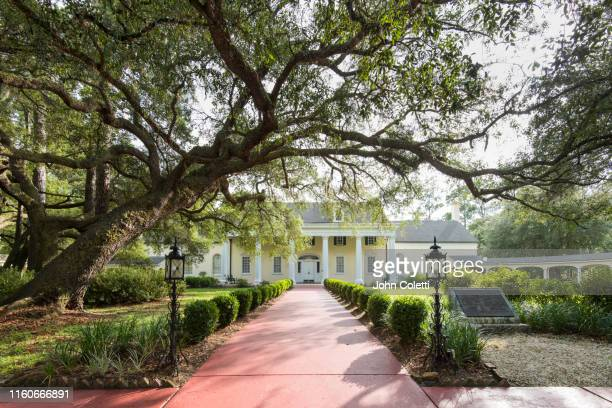 stephen foster folk culture center state park, gateway to the suwannee river wilderness trail - florida us state stock pictures, royalty-free photos & images