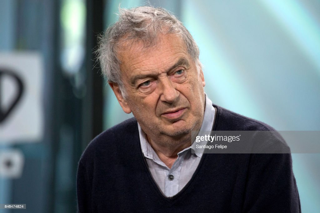 Stephen Frears attends Build Presents to discuss the film 'Victoria & Abdul' at Build Studio on September 13, 2017 in New York City.