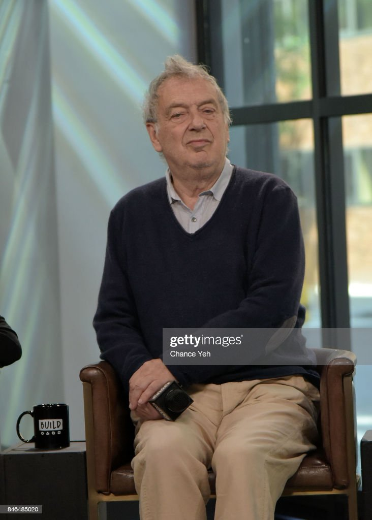 Stephen Frears attends Build series to discuss 'Victoria & Abdul' at Build Studio on September 13, 2017 in New York City.