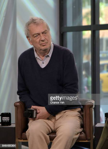 """Stephen Frears attends Build series to discuss """"Victoria & Abdul"""" at Build Studio on September 13, 2017 in New York City."""