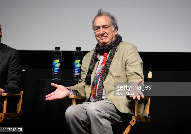 Stephen Frears attends the 'State Of The Union' screening during the 2019 Tribeca Film Festival at SVA Theater on May 04 2019 in New York City